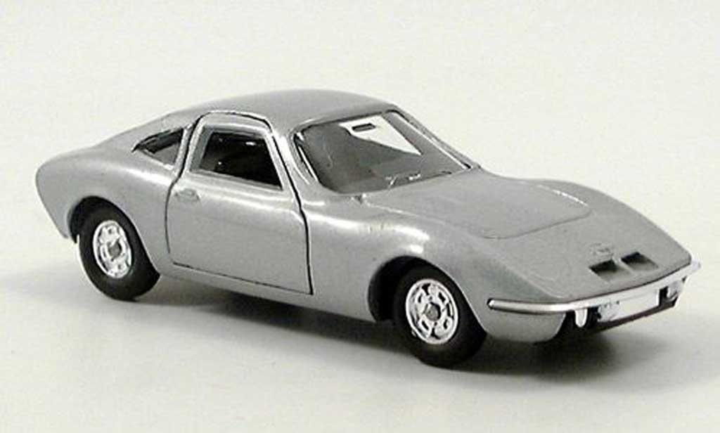 Opel GT 1/43 Solido 1900 d 1968 diecast model cars