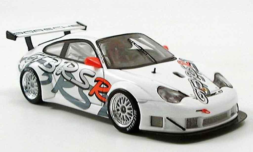 Porsche 996 GT3 RSR 1/43 Spark 2004 diecast model cars