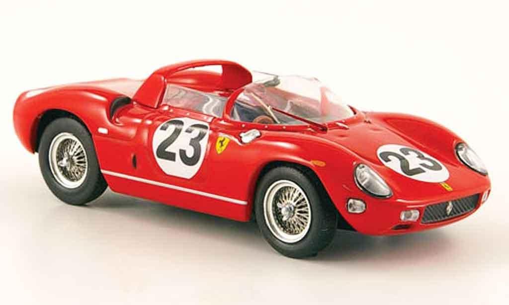 Ferrari 250 P 1963 1/43 IXO no. 23 le mans miniature