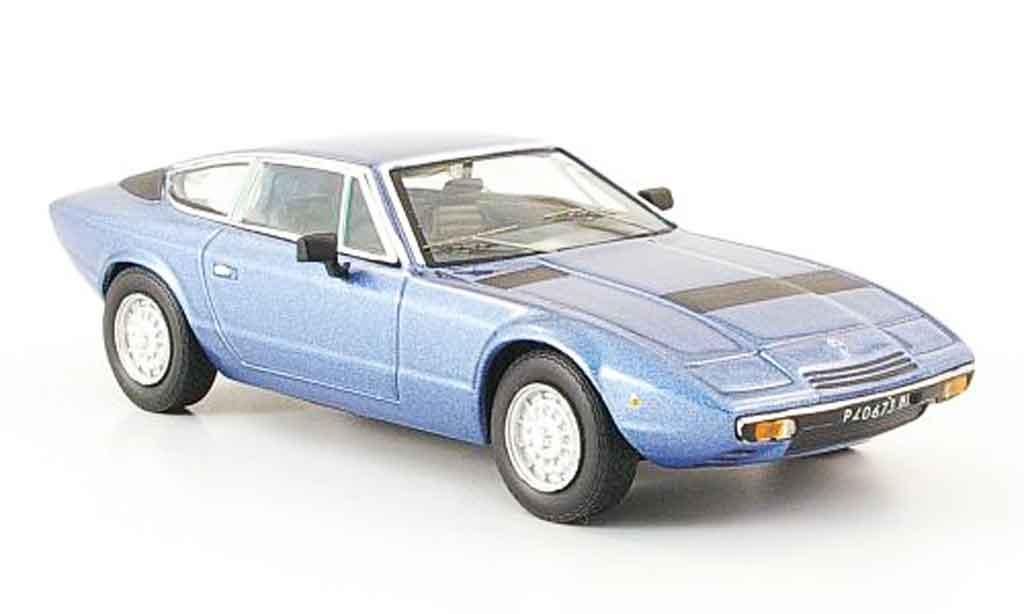 Maserati Khamsin blu 1972 IXO modellini auto 1/43 - Comprare/Sendere ...