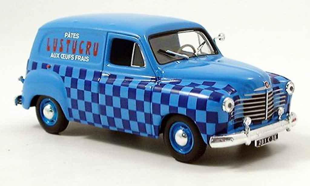 Renault Colorale 1/43 Norev break gaufres rita 1954 miniature