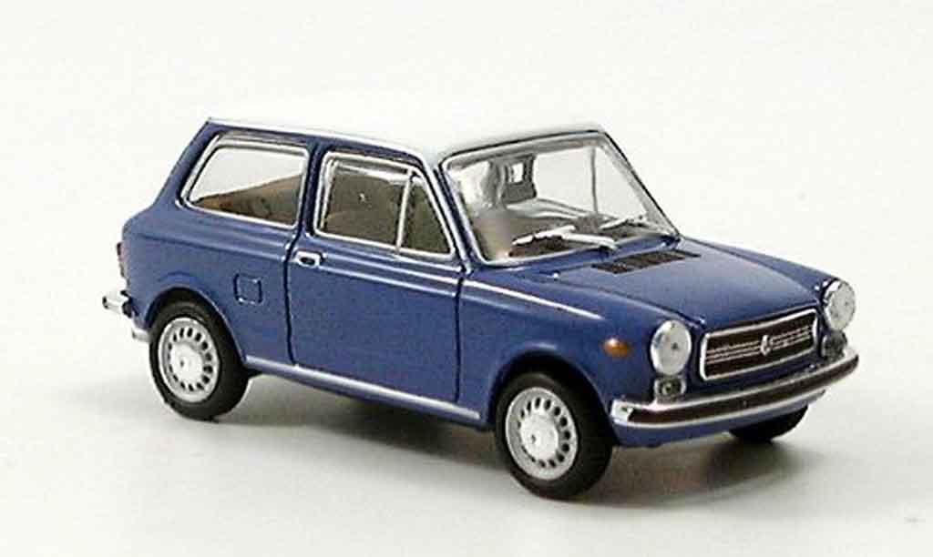 Autobianchi A112 1/43 Starline bleu miniature