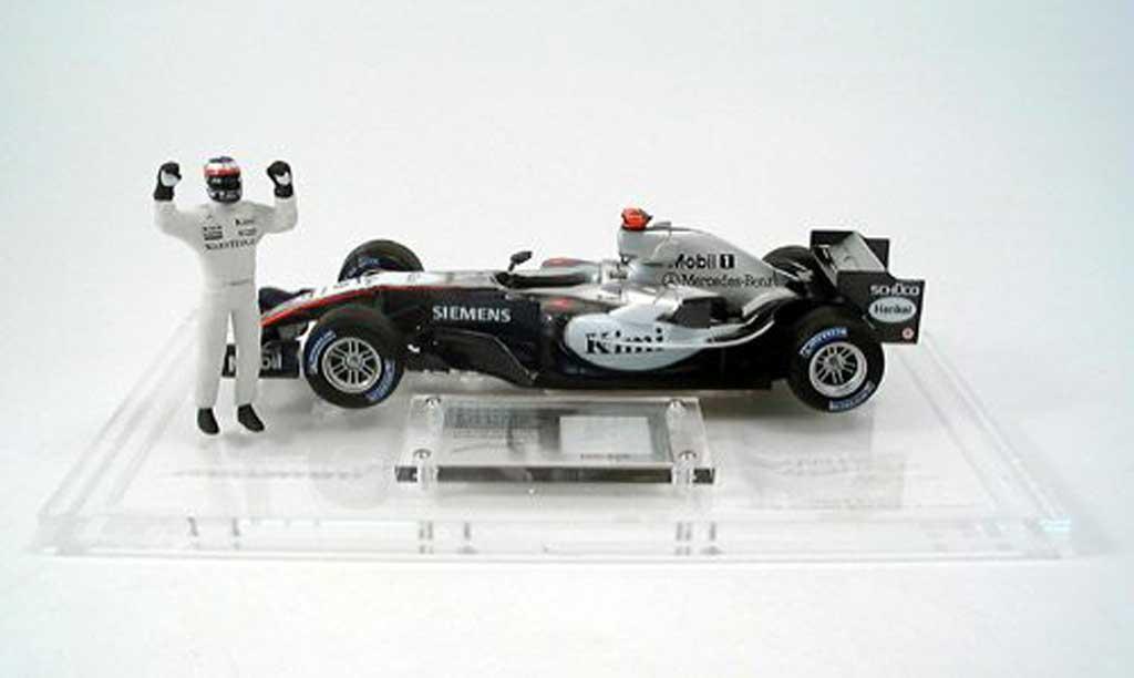 Mercedes F1 1/18 Hot Wheels mclaren f1 nummeriert 2005 miniature