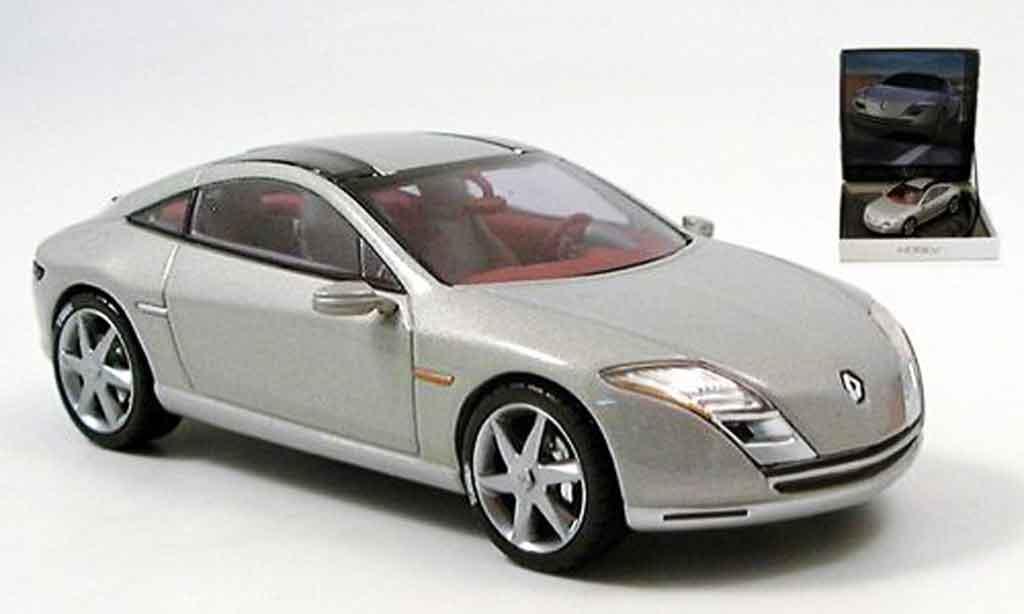 Renault Fluence 1/43 Norev concept car miniature