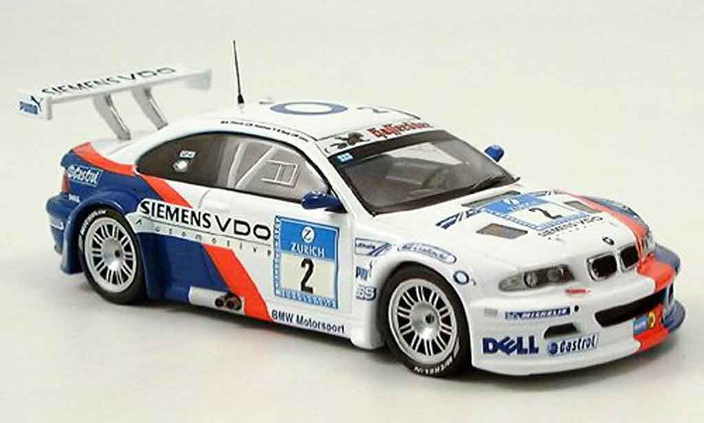 bmw m3 e46 gtr no 2 lamy huisman nurburgring 2005 ixo. Black Bedroom Furniture Sets. Home Design Ideas