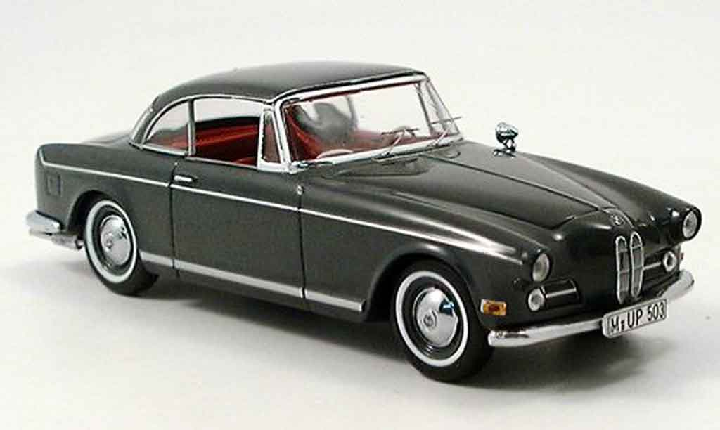 Bmw 503 Coupe grey Schuco. Bmw 503 Coupe grey miniature 1/43
