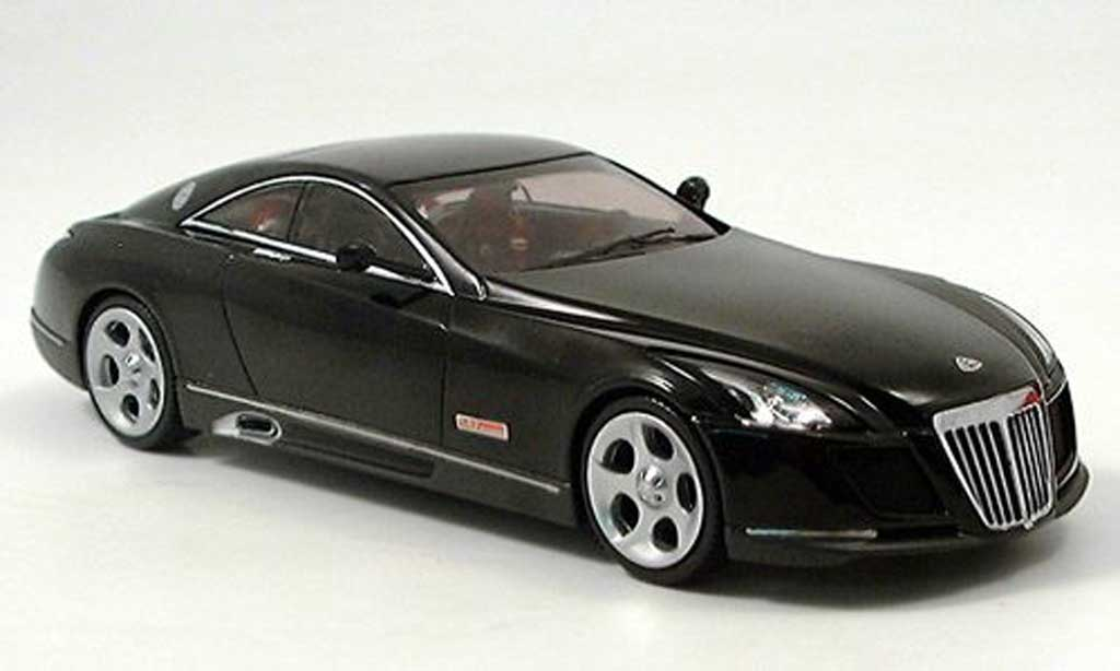 Maybach Exelero 1/43 Schuco Concept Car miniature