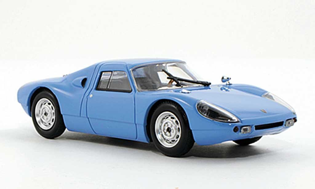 Porsche 904 1964 1/43 Minichamps GTS bleu diecast model cars