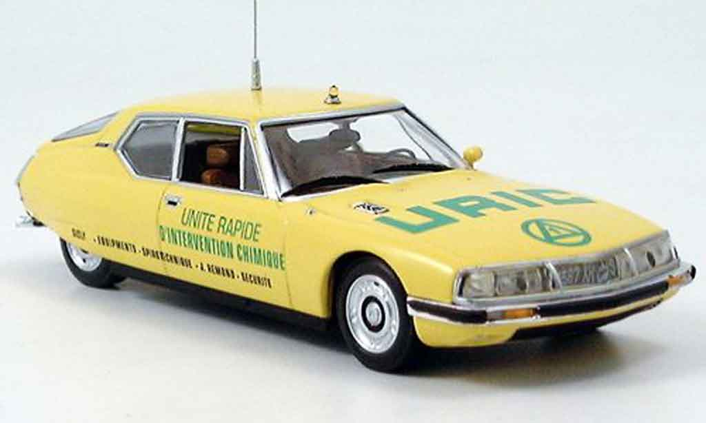 Citroen SM 1/43 Minichamps uric 1970 diecast model cars
