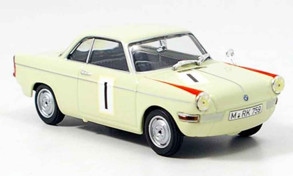 Bmw 700 1/43 Minichamps Sport Linge British Empire Trophy 1961 diecast model cars