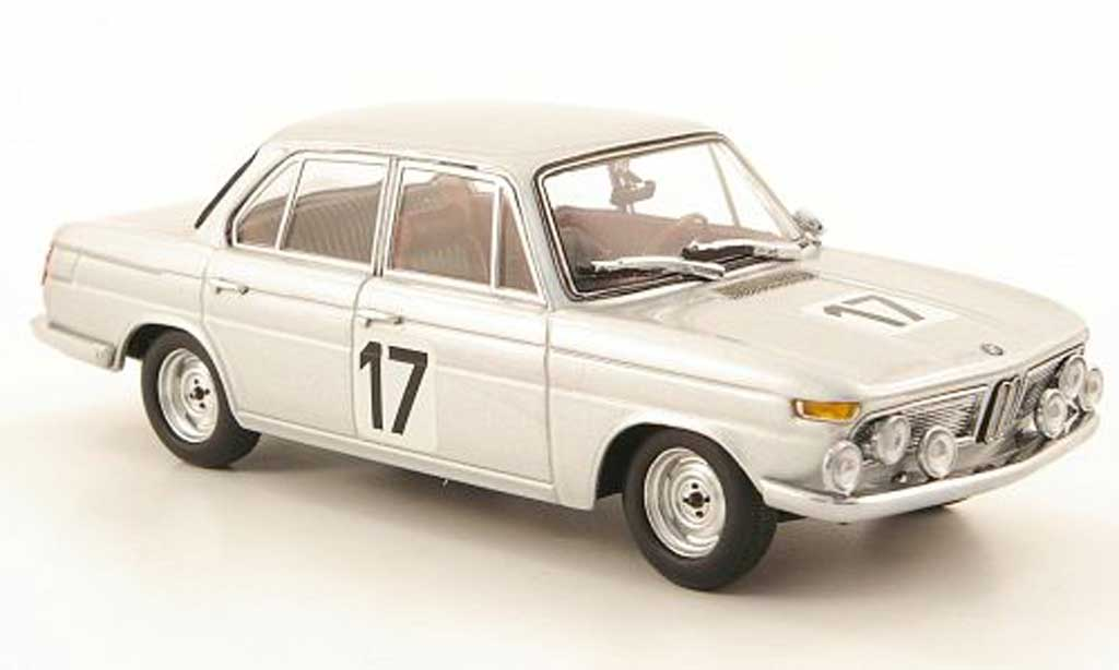 Bmw 2000 1/43 Minichamps Ti Ickx Sieger 24h Spa 1966 miniature