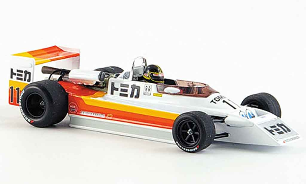 Bmw F1 1979 1/43 Minichamps March 792 Hasemi miniature
