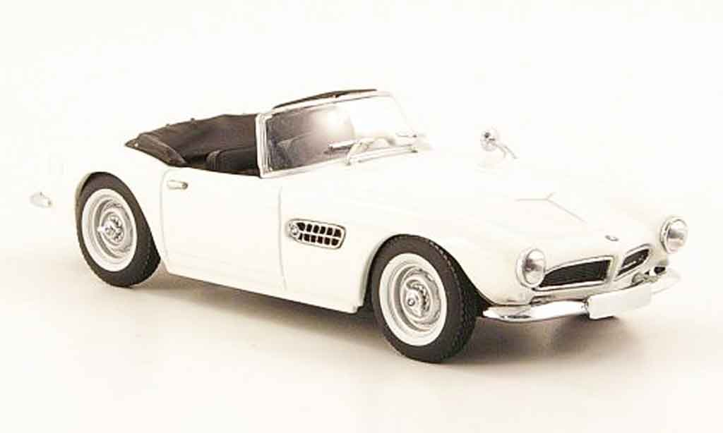 Bmw 507 1/43 Minichamps white 1956 diecast model cars