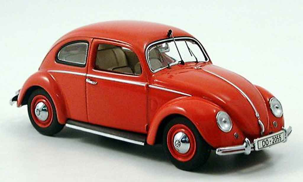 volkswagen coccinelle miniature 1200export pompier dortmund minichamps 1 43 voiture. Black Bedroom Furniture Sets. Home Design Ideas