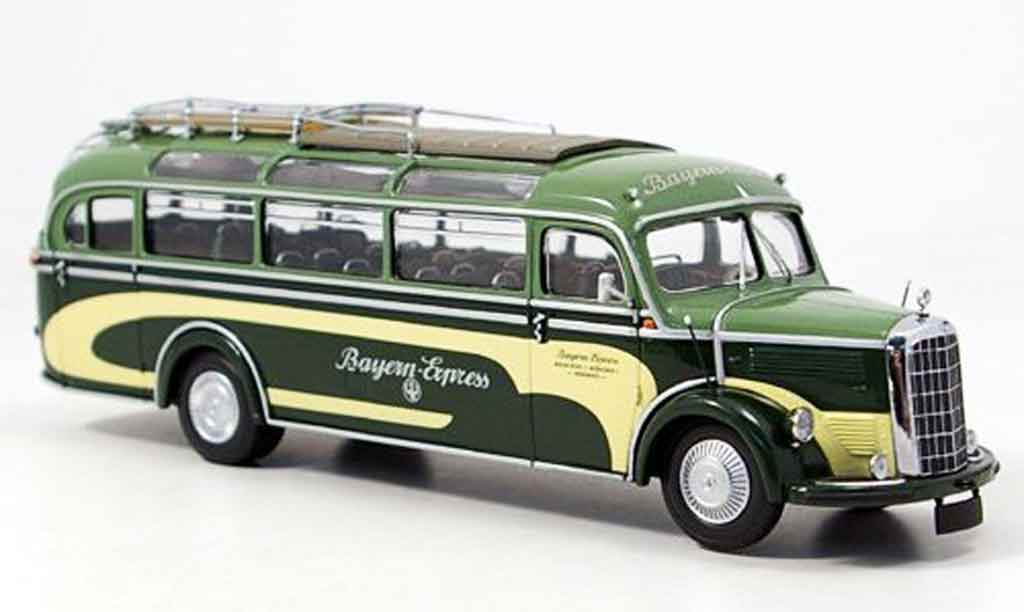 Mercedes L3500 1/43 Minichamps Bayern Express miniature