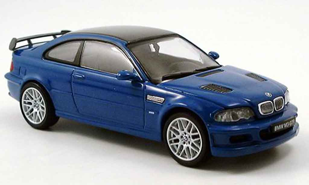 bmw m3 e46 gtr street blau kyosho modellauto 1 43 kaufen. Black Bedroom Furniture Sets. Home Design Ideas