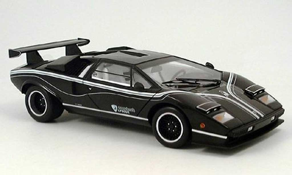 lamborghini countach lp 500 r schwarz kyosho modellauto 1 18 kaufen verkauf modellauto. Black Bedroom Furniture Sets. Home Design Ideas
