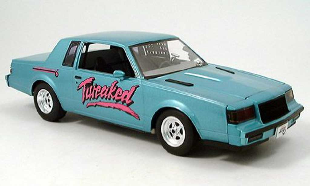 Buick T-Type 1/18 GMP drag car tweaked georgia marketing race car 1983 miniature