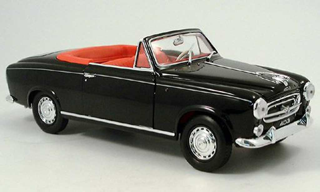peugeot 403 cabriolet black 1957 decapote welly diecast model car 1 18 buy sell diecast car on. Black Bedroom Furniture Sets. Home Design Ideas