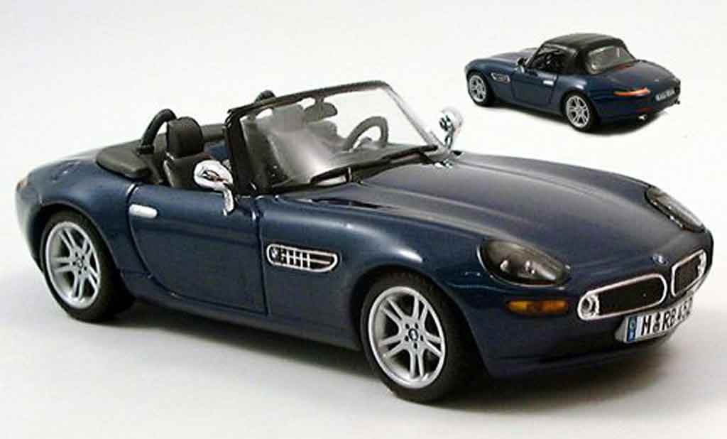 Bmw Z8 Blue Norev Diecast Model Car 1 43 Buy Sell