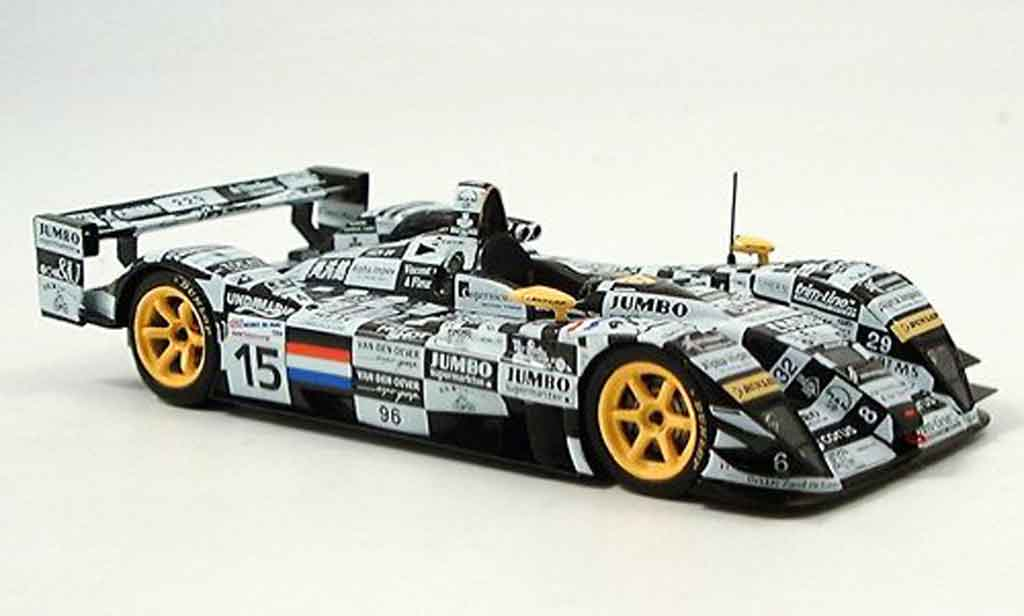 Dome S101 2004 1/43 Spark Judd No.15 Le Mans miniature