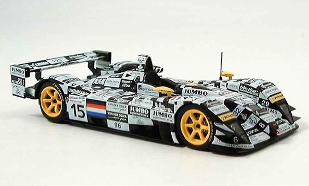 Dome S101 2004 1/43 Spark Judd No.15 Le Mans diecast model cars