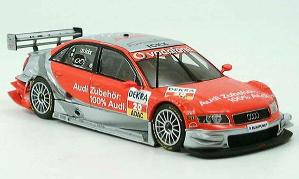 Audi A4 DTM 1/43 Minichamps V.Ickx Team Midland 2006 miniature