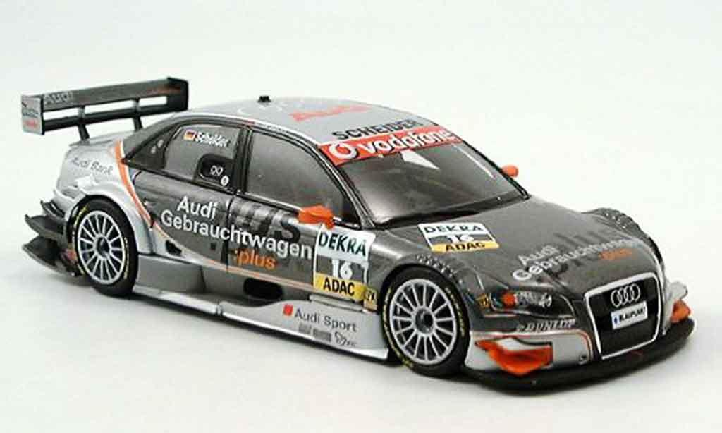 Audi A4 DTM 1/43 Minichamps T.Scheider Sport Team Rosberg 2005 miniature