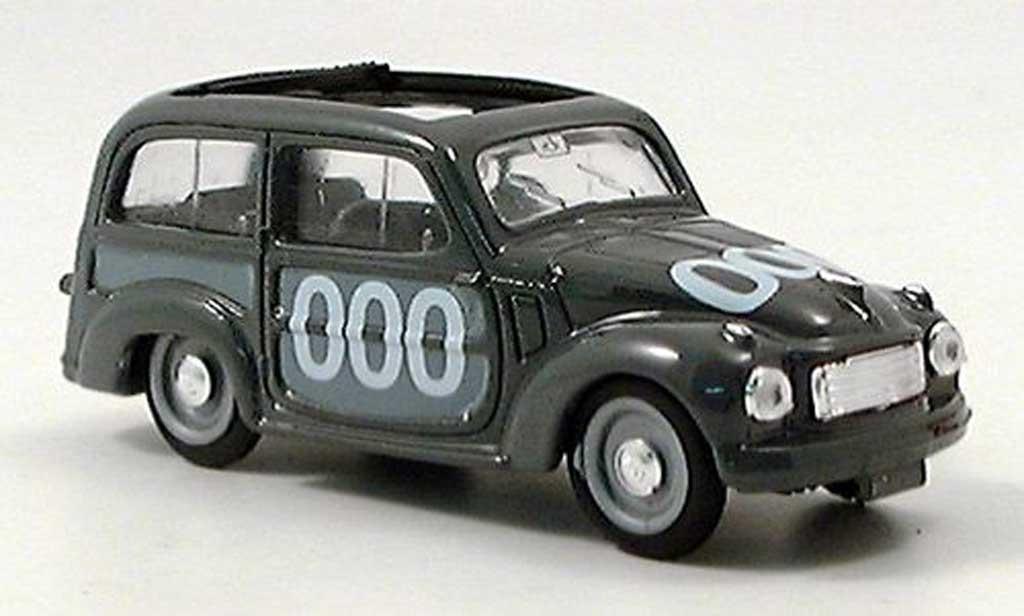 Fiat 500 C 1/43 Brumm Belvedere No.000 ommissario di Gara Targa Florio 1954 diecast model cars