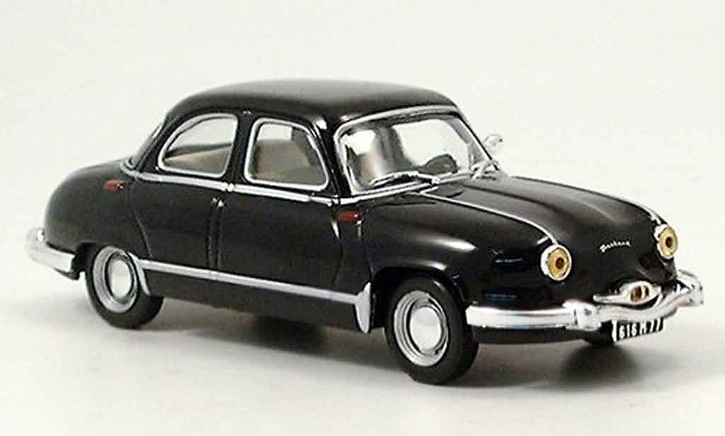 panhard dyna z 1953 black mcw diecast model car 1 43 buy. Black Bedroom Furniture Sets. Home Design Ideas