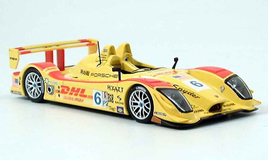 Porsche RS Spyder 1/43 Minichamps DHL diecast model cars