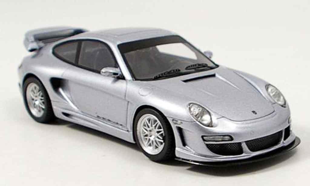 Gemballa GTR 650 1/43 Spark 2006 miniature