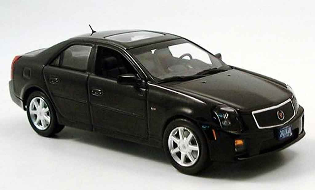 Cadillac CTS 1/43 Norev V noire 2005