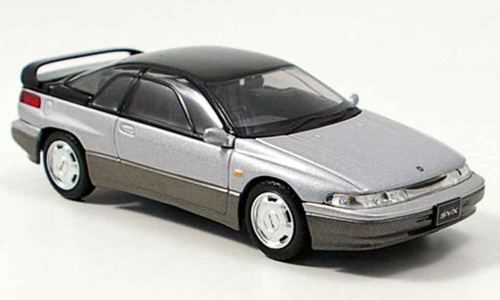 Subaru Arcyone 1/43 Norev svx version e grise 1991 miniature