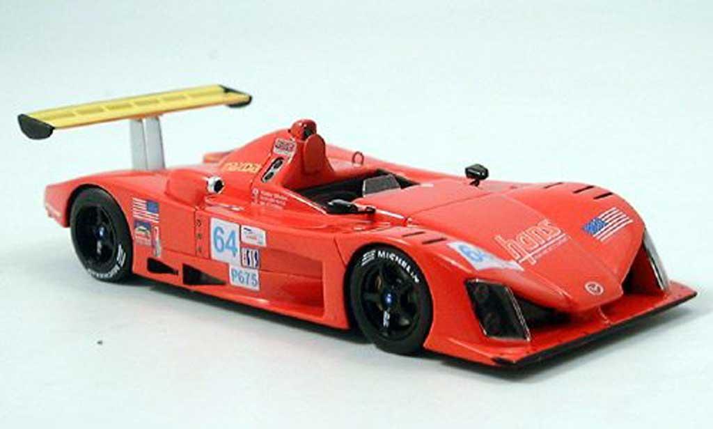 Mazda WR 1/43 Spark No.64 Petit Le Mans 2003 miniature