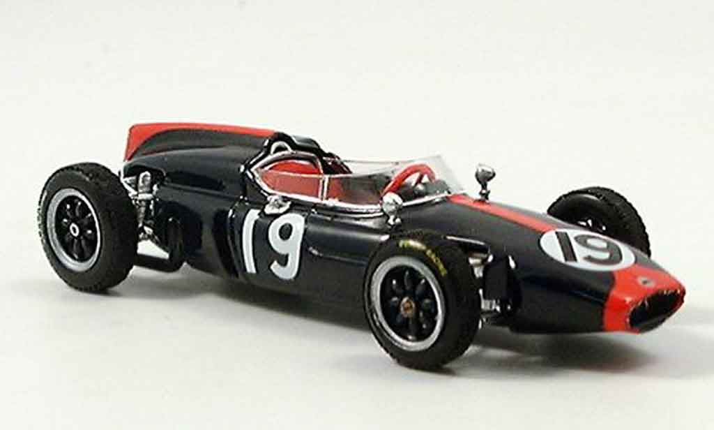 Cooper T53 1/43 Brumm No.19 Roy Salvadori GP Deutschland 1961 miniature