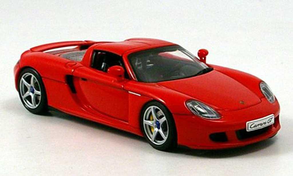 Porsche Carrera gt Red Porsche Carrera gt