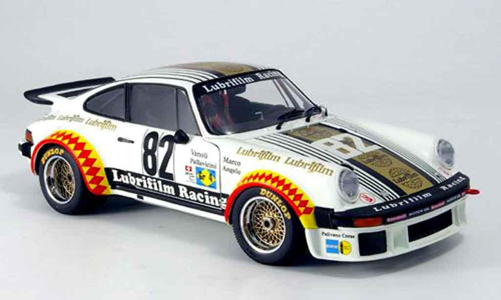Porsche 934 1979 1/18 Exoto rsr lubrifilm gt-klasse sieger le mans miniature