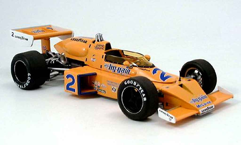 Ford F1 1976 1/18 Carousel mclaren no.2 ruthersieger indy diecast model cars