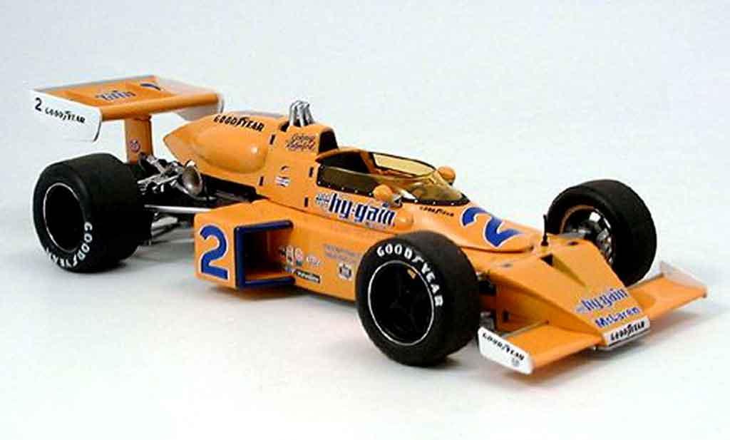 Ford F1 1976 1/18 Carousel mclaren no.2 ruthersieger indy miniature