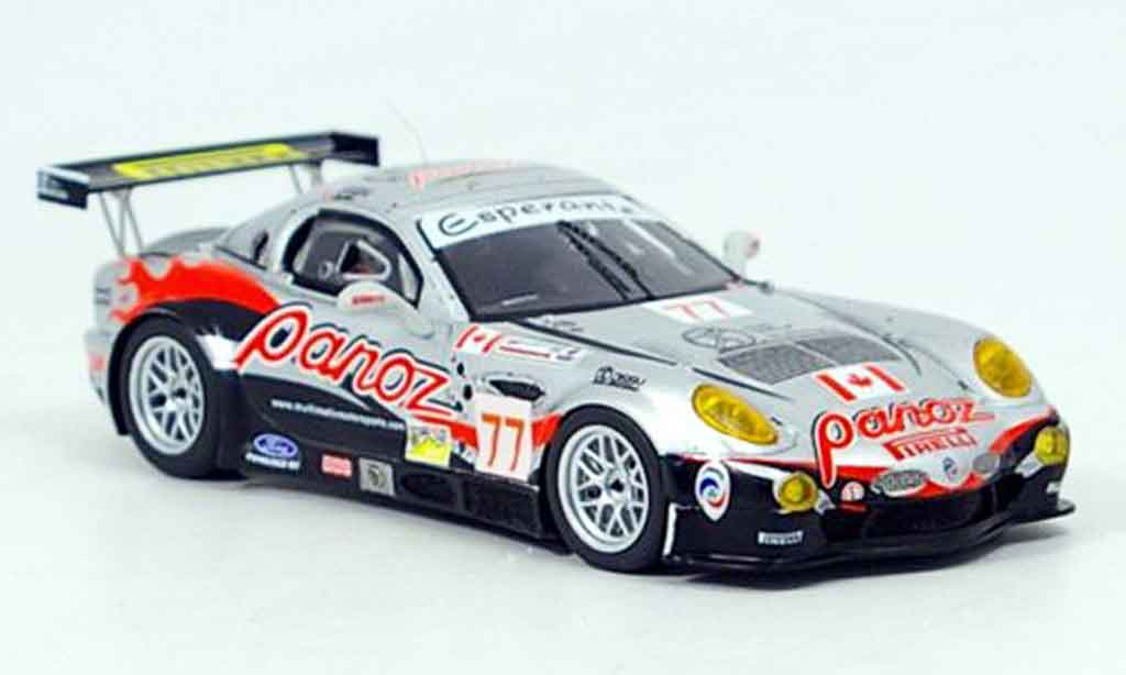Panoz Elan 1/43 Spark Multimatic Motorsport No.77 Le Mans 2006 miniature