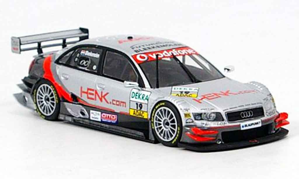 Audi A4 DTM 1/43 Minichamps J.Bleekemolen Team Midland 2006 diecast model cars