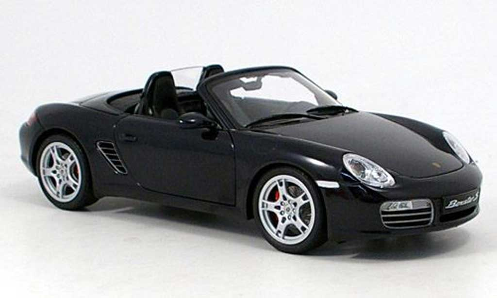 porsche boxster s blau kyosho modellauto 1 18 kaufen verkauf modellauto online. Black Bedroom Furniture Sets. Home Design Ideas