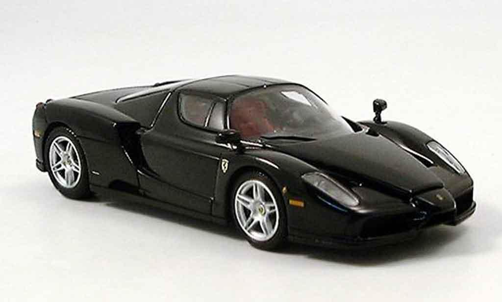 ferrari enzo miniature noire kyosho 1 43 voiture. Black Bedroom Furniture Sets. Home Design Ideas