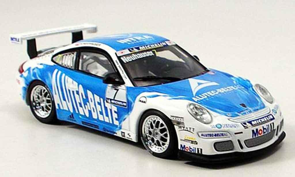 Porsche 997 GT3 1/43 Minichamps Konrad Motorsport diecast model cars