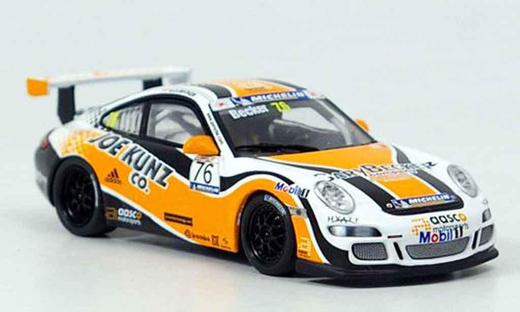 Porsche 997 GT3 1/43 Minichamps Aasco Motorsport diecast model cars