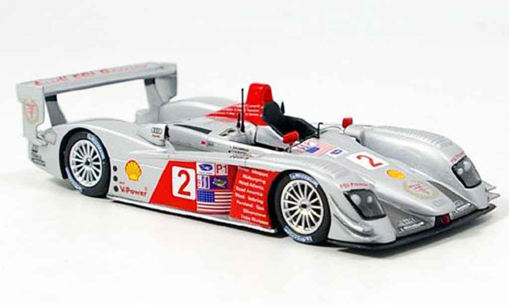Audi R8 2006 1/43 Minichamps Sport Sieger New England GP diecast