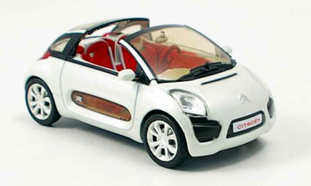Citroen C Airplay 1/43 Norev concept car 2006 miniature