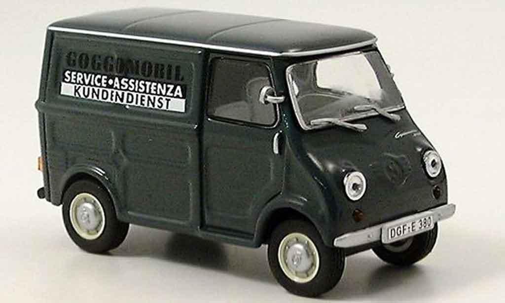 Goggomobil TL 1/43 Norev 250 Kundendienst 1967 miniature