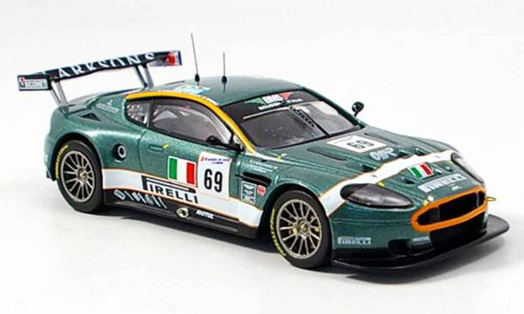 Aston Martin DBR9 1/43 IXO no.69 lm babini gollin pescatori 2006 diecast